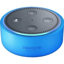 Amazon -echo dot Kids Edition, a smart speaker with Alexa for kids - Blue