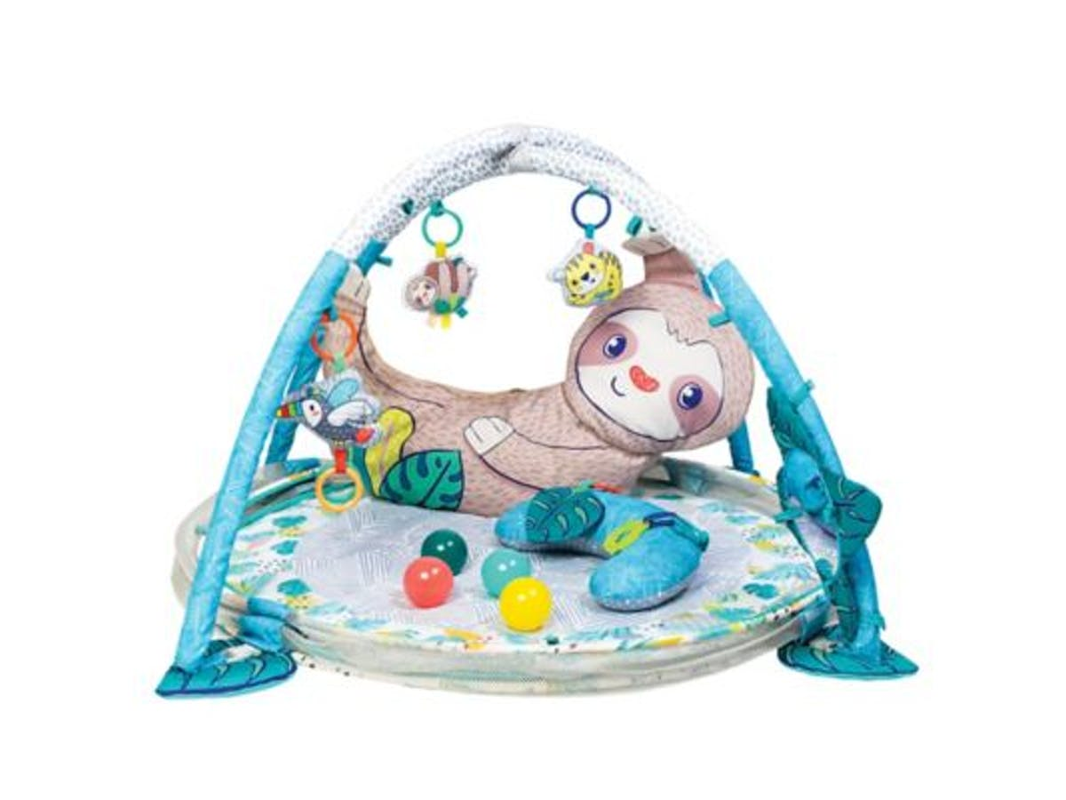 Infantino 4-in-1 Jumbo Activity Gym and Ball Pit