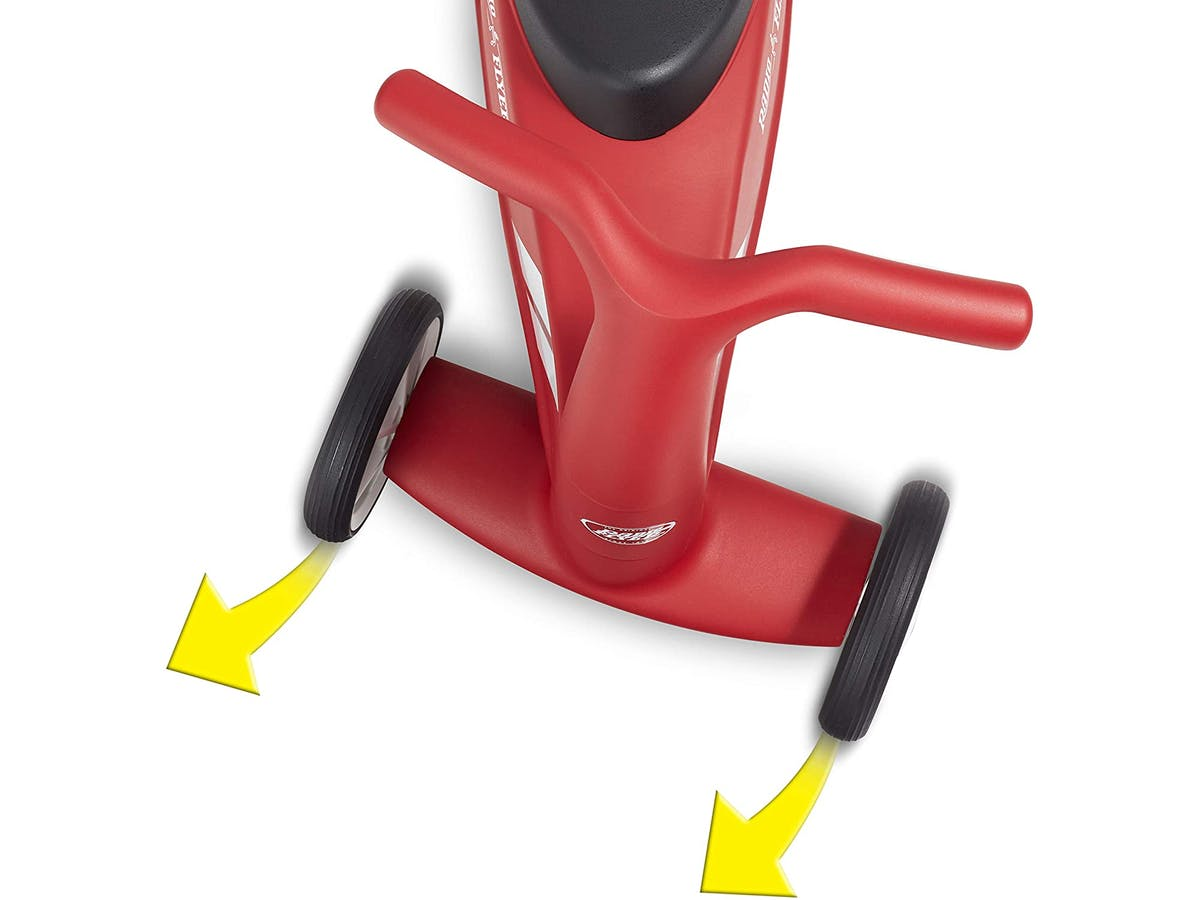 Radio Flyer Scoot About Sport, Red (620Z)